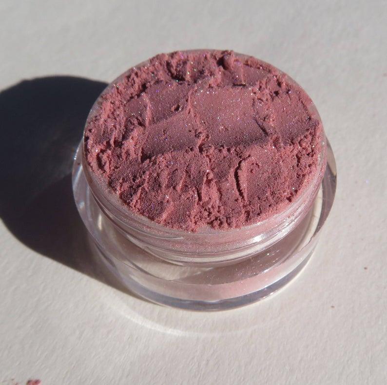 Falling For You-Vegan Medium Pink Mineral Eyeshadow, Loose Pigments, Eco-Friendly, Carmine-Free Mineral Eye Shadow #overallbeautyminerals #veganmakeup #mineraleyeshadow #fallingforyoumineraleyeshadow #mediumpinkveganloosepigments #ecofriendly #carminefree  https://etsy.me/2AGW4QLpic.twitter.com/VdtDgoLCCx