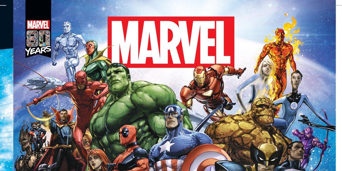 @Marvel completa 80 anos e, para comemorar, a Panini lança álbum de figurinhas com os principais heróis.  Quer saber qual? Acesse o blog: https://t.co/AbjOcuTH18  #diver #diversorio #blog #marvel #marvelbrasil #editorapanini #panini #capitaoamerica #homemaranha #hulk #thor # https://t.co/qrafQcm9ue