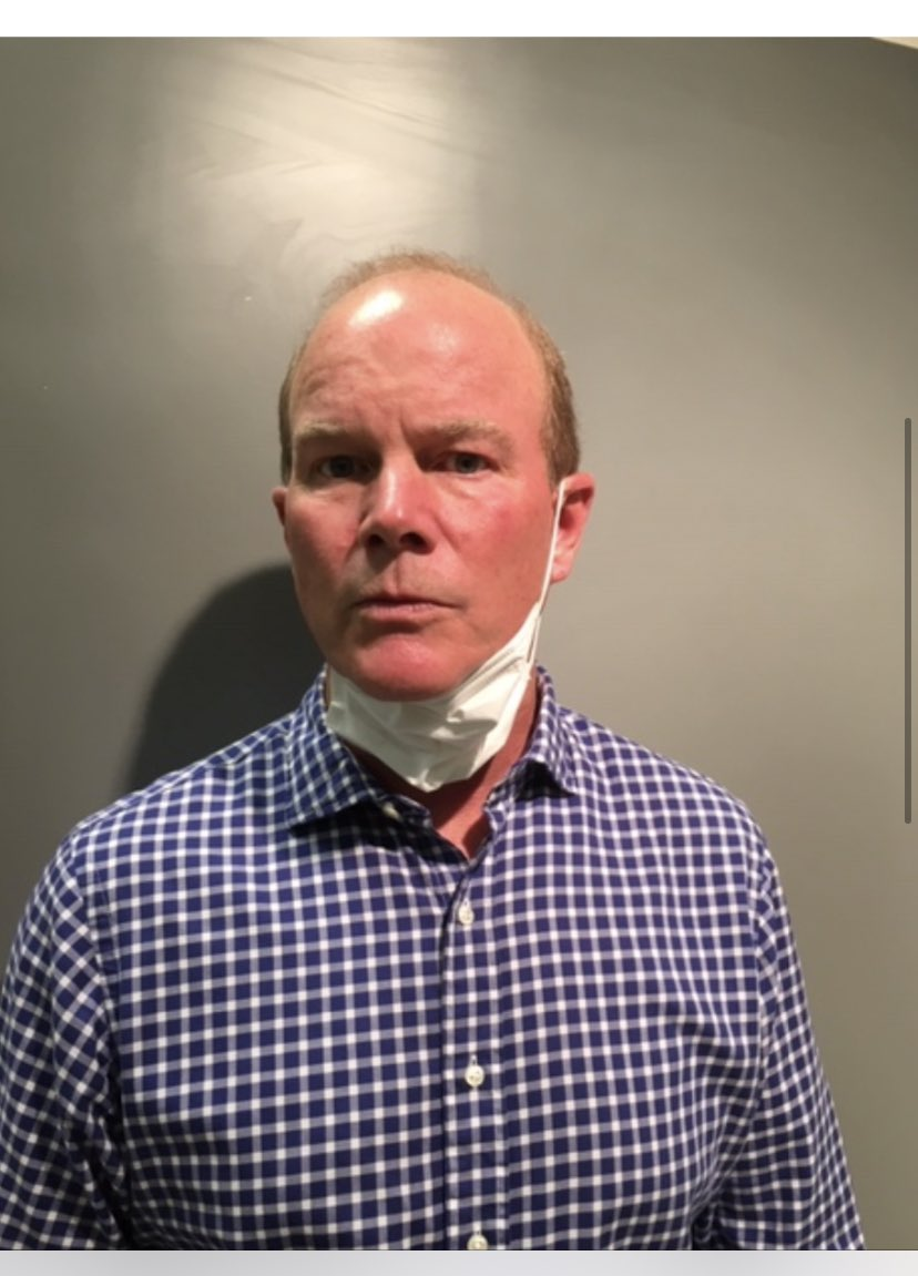 BREAKING: the man who verbally & physically attacked 3 young adults who were putting up Black Lives Matter signs on the Capital Creacent trail in near Washington D.C has been arrested. He's Anthony Brennan III, 60, of Kensington, MD. He's charged w/ 3 counts of 2nd degree assault https://t.co/43JSaEvRLt