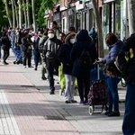 Image for the Tweet beginning: Spanien melder om coronavirus under