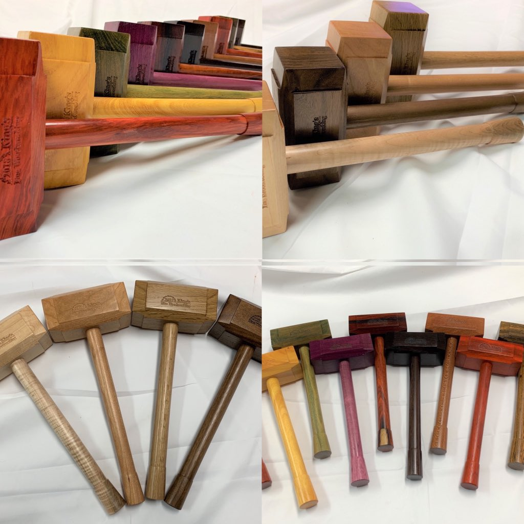 Father's Day Sale 2020 Wood from around the world!  Thor's Hammer Woodworking Mallets on sale for 1/2 price!  Use code FATHERSDAY 50% off  https://t.co/FmGnmVAkmZ  #thor #thorshammer #woodworkingmallet #kfw #woodenmallet #lignumvitae  #thormallet #woodworkingmallet #LignumVitae https://t.co/WN4uzvb559