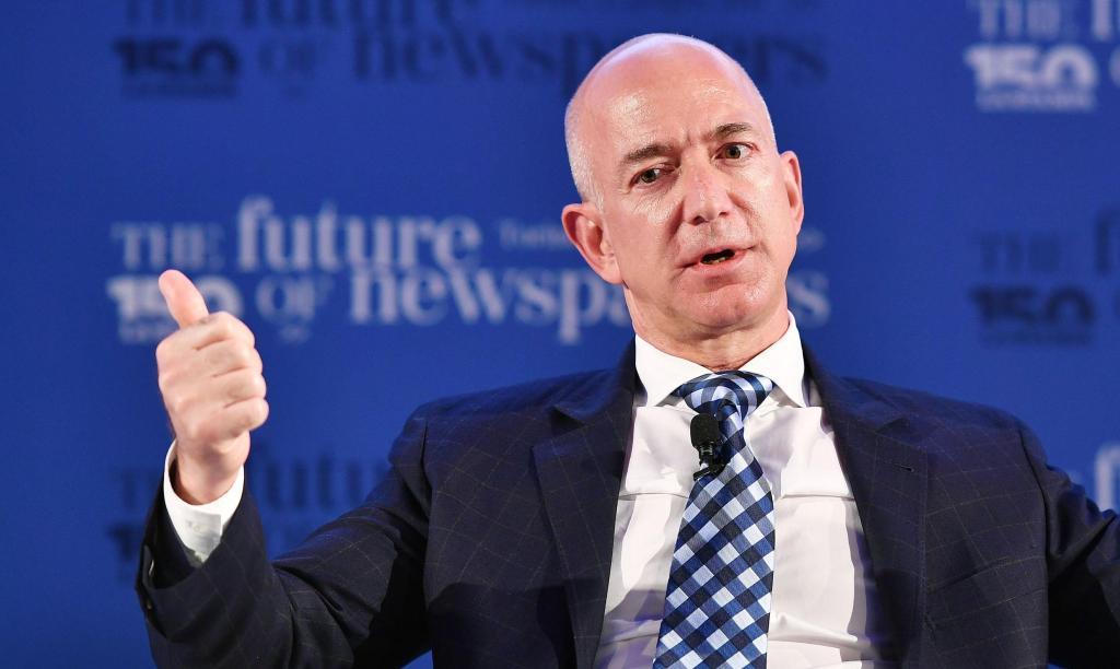 Amazon CEO Jeff Bezos Underlines His Company's BLM Support In Instagram Post dlvr.it/RY4rXG