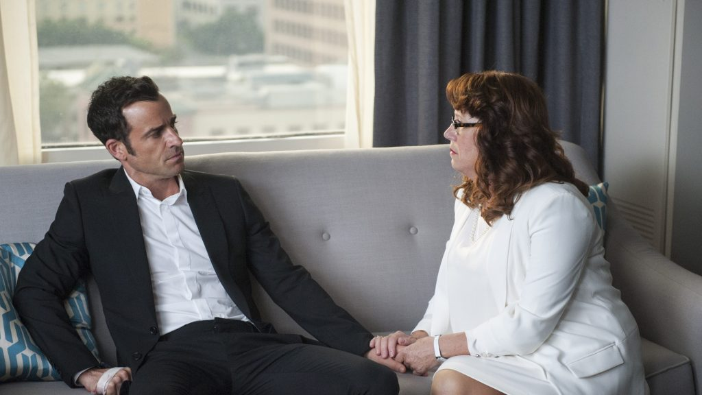 """'The Leftovers' Stars Justin Theroux & Ann Dowd Reflect On A """"Life-Changing"""" Project And Its Relevance Today — ATX TV From The Couch dlvr.it/RY50KG"""