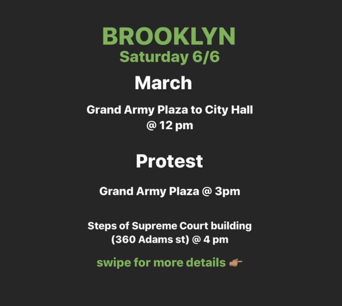 See you tomorrow Brooklyn. https://t.co/vWRBtKTGUJ