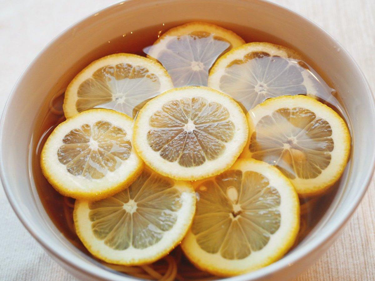 今日はレモン蕎麦を作りました。#今日のメニュー