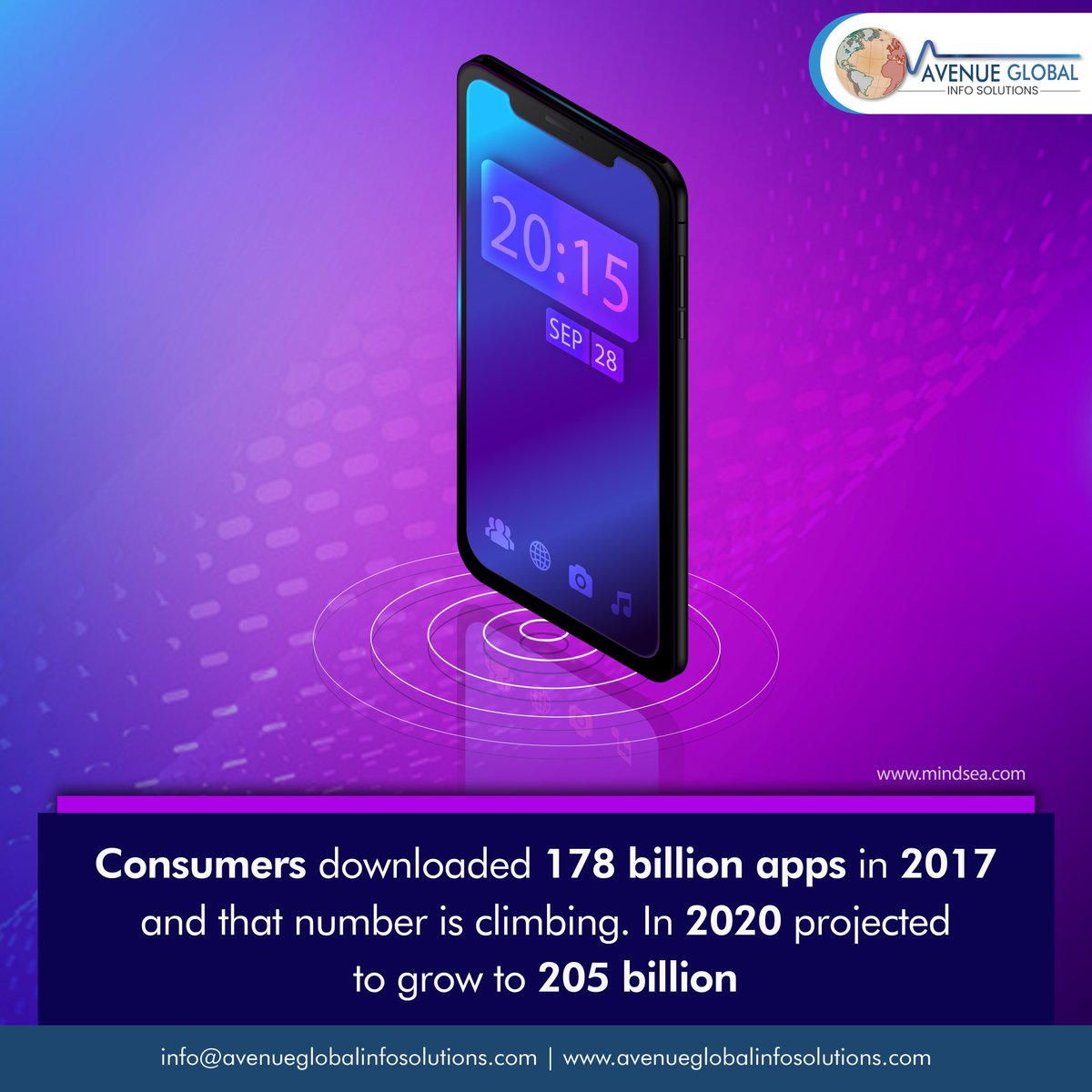 Application Development 2020-   #appdevelopment #ios #android #CyberSecurity #MobileApp #apps#MobileApplicationDevelopment #ITcompany #Avenueglobalinfosolutions #avenueglobal #AGIS https://t.co/KyhQwc7qvz