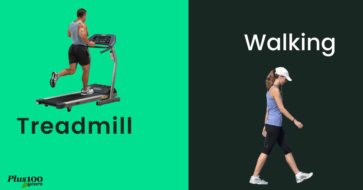 HEALTH TIPS : Walking vs treadmill which one is good? Fact check about the treadmill and regular walking, walking is the natural exercise for humans we no need any equipment, but we can prefer a treadmill in some situations. visit https://t.co/z8E7i9QMHf #plus100years #health https://t.co/SuLwPFhoeL