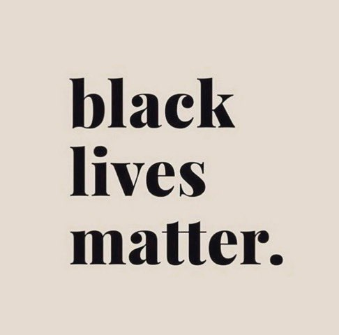 #blacklivesmatter 🖤 Link in bio for ways to help.