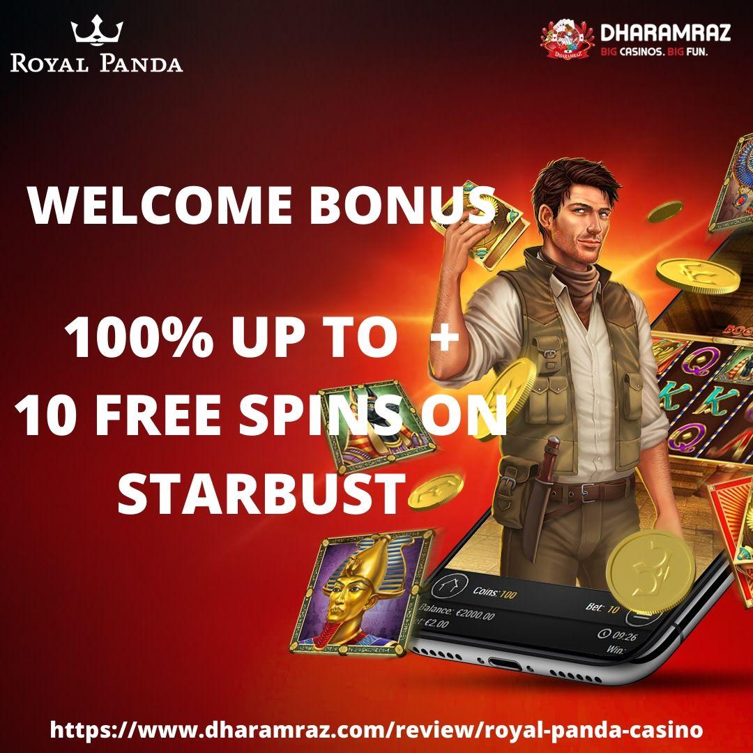 Dharamraz On Twitter Enjoy Royal Panda Casino On This Weekend