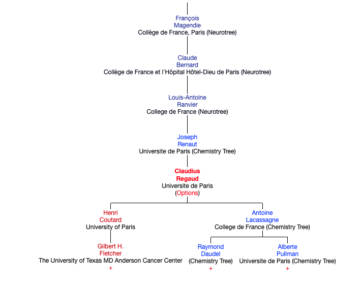 """#RadOnc and #Medphys folks- We now have our own """"academic family tree"""" on https://academictree.org/about.php specifically for Radiation Oncology & Medical Physics, where you can add/edit/see your educational genealogy:  https://academictree.org/MedPhysRadOnc/index.php…pic.twitter.com/aZ3LQCWeA8"""