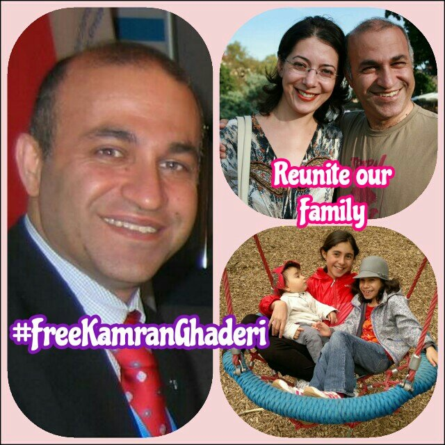 Kamran is not an #Austria n spy, he is a businessman and was working in middle east area as many other businessmen still doing.  Many hostages are freed but Kamran is still in captivity He and his 3 children&wife are still suffering. When will we see him again? #FreeKamranGhaderipic.twitter.com/gOjFLtAG8c