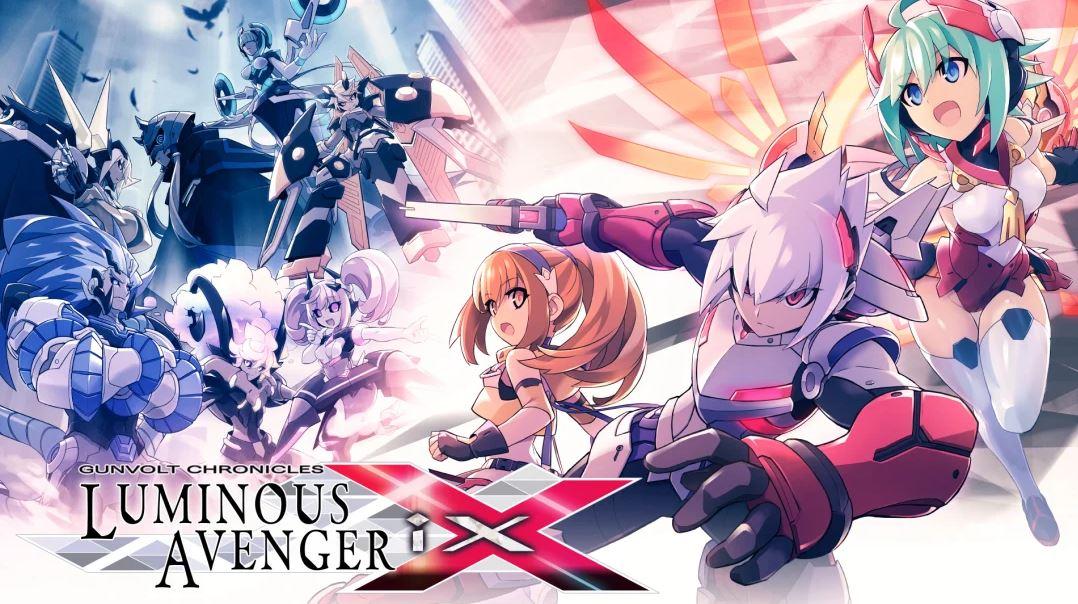 Gunvolt Chronicles: Luminous Avenger iX (S) $8.24 via eShop.