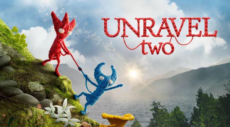 Unravel Two (S) $9.99 via eShop.