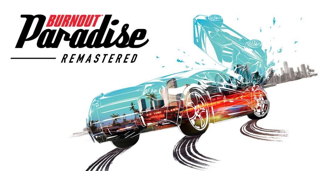 Burnout Paradise Remastered (S) $14.99 via eShop.