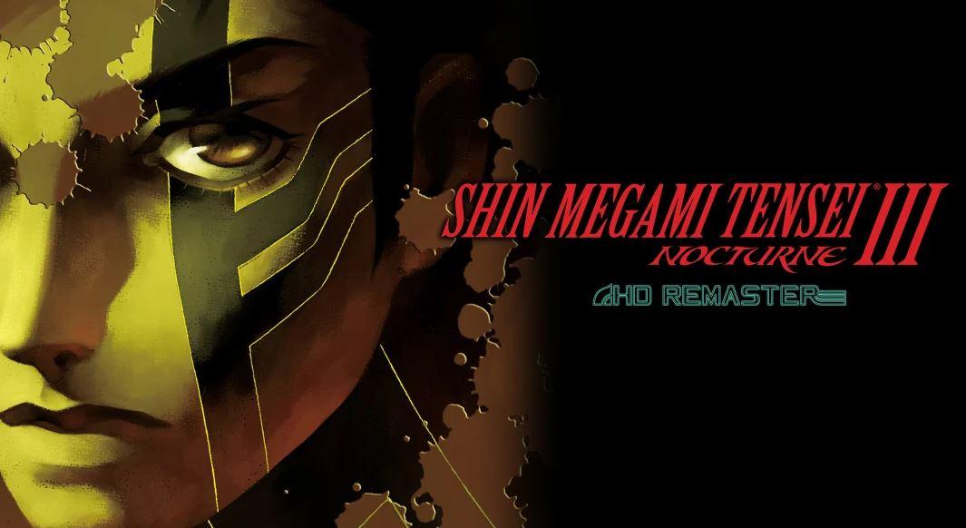Shin Megami Tensei III Nocturne HD Remaster (S) $32.49 via eShop.