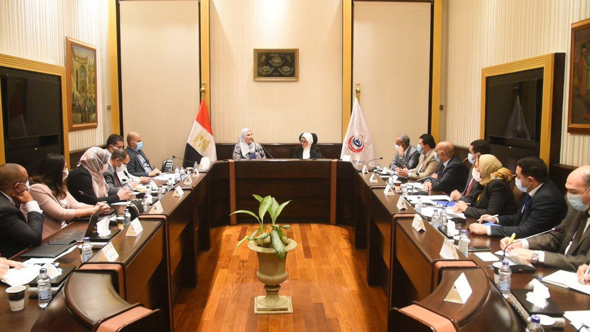 Cairo Says Death Rate Dropped during 4th COVID Wave