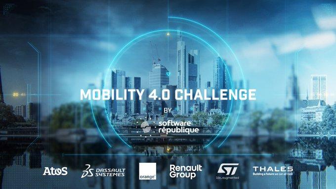 ⏰ ¡Tienes hasta el 13 de octubre para unirte a #Mobility4Challenge!Si quieres dar forma...
