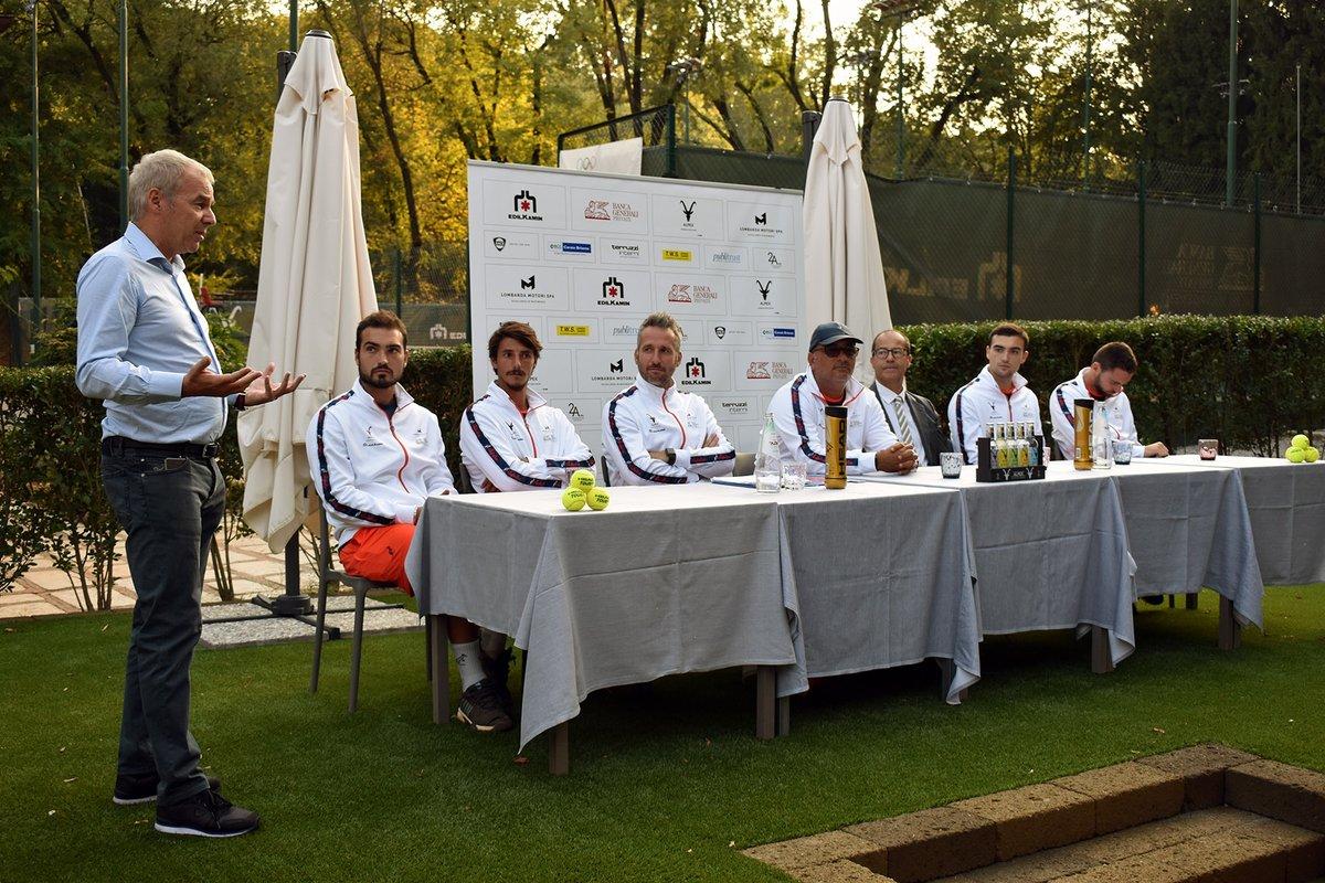 A fianco dello sport e di V-Team Villa Reale Tennis Monza per sostenere la squadra di serie A2, che esordirà tra poche settimane sul campo di Palermo.  Forza Ragazzi! Leggi la notizia 👇🏻  #bcccaratebrianza #banking #sport #tennis