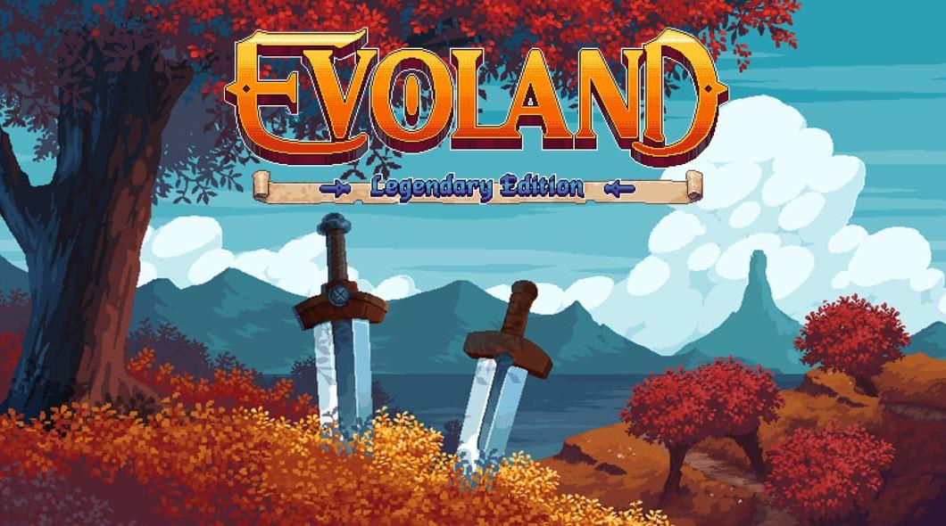 Evoland Legendary Edition (S) $4.99 via eShop.