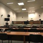 Image for the Tweet beginning: Attesa per la sentenza del