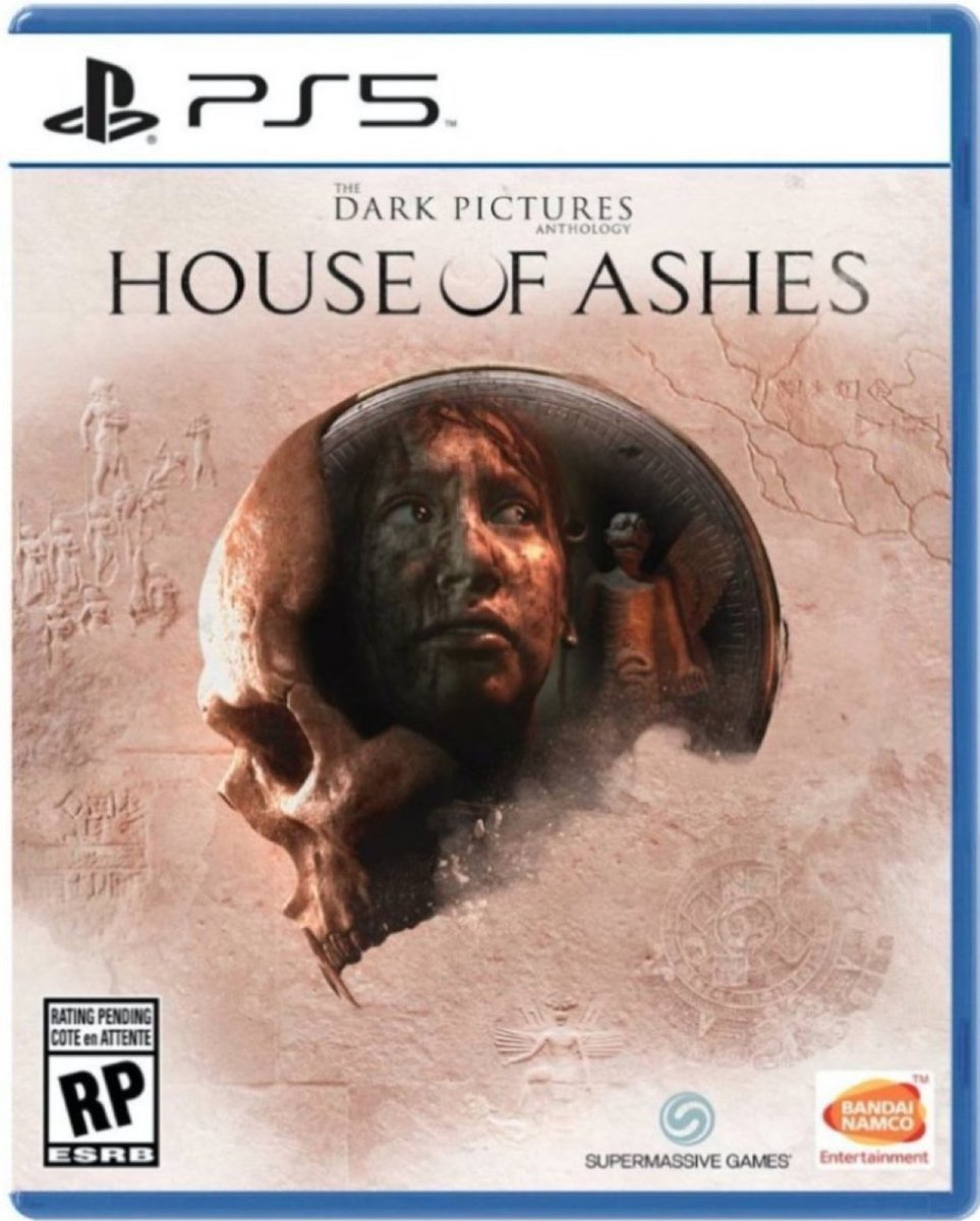 The Dark Pictures:  House of Ashes PS5 $29.99 Amazon