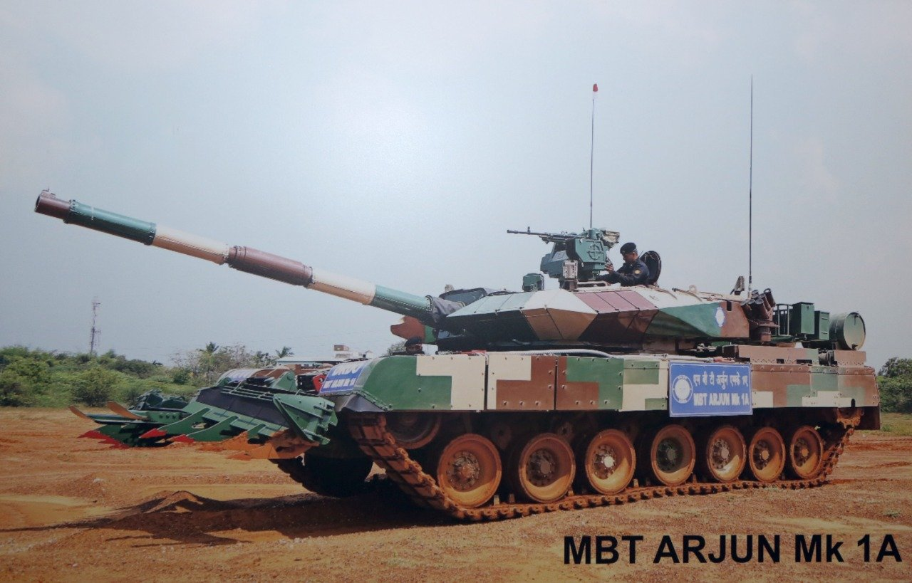 Arjun Mark 1A