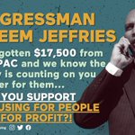 Image for the Tweet beginning: @RepJeffries are you with tenants