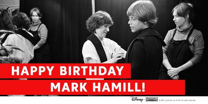 Happy Birthday, Mark Hamill!