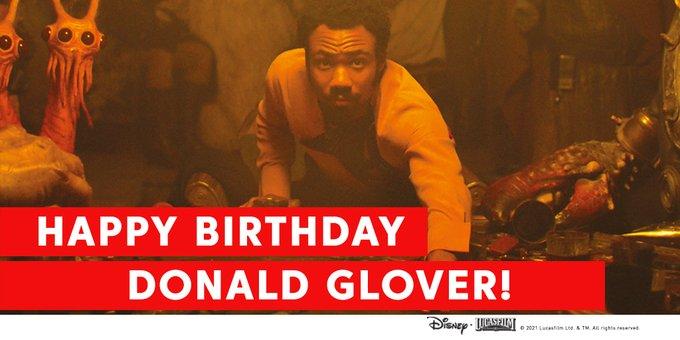 Happy Birthday, Donald Glover!