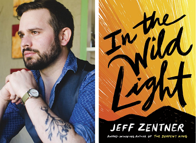 test Twitter Media - Welcome Jeff Zentner to our Virtual Book Tour! The award-winning author talks to us about his new Young Adult novel, In The Wild Light. Visit our blog for the exclusive interview, teaching resources and much more! #yalit https://t.co/o0yobBtQyw @randomhousekids https://t.co/mrJyXbmMRh