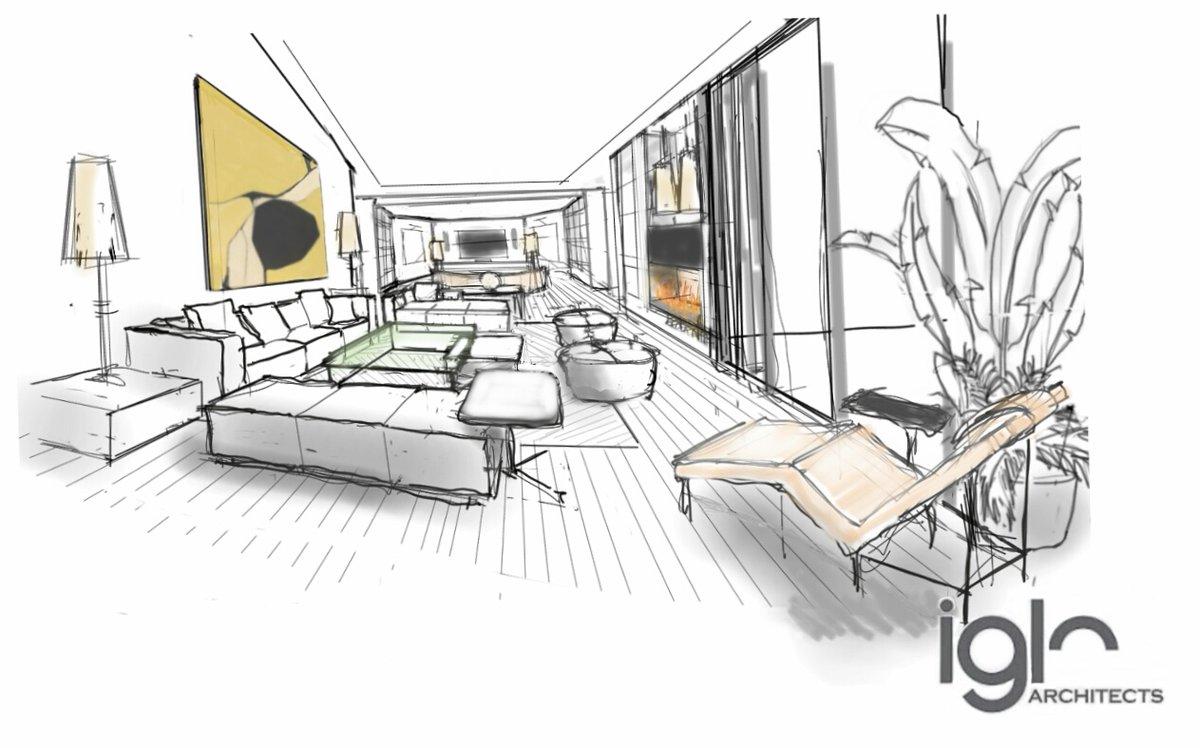 Kurucu Ortağımız Zafer Karoğlu'nun İstinye BS Evi projesi için hazırladığı eskiz çalışması...  #eskiz #sketch #design #housedesign #tasarim #interior #interiordesign #architecture #architecturaldesign #icmimari #mimari #mimaritasarım