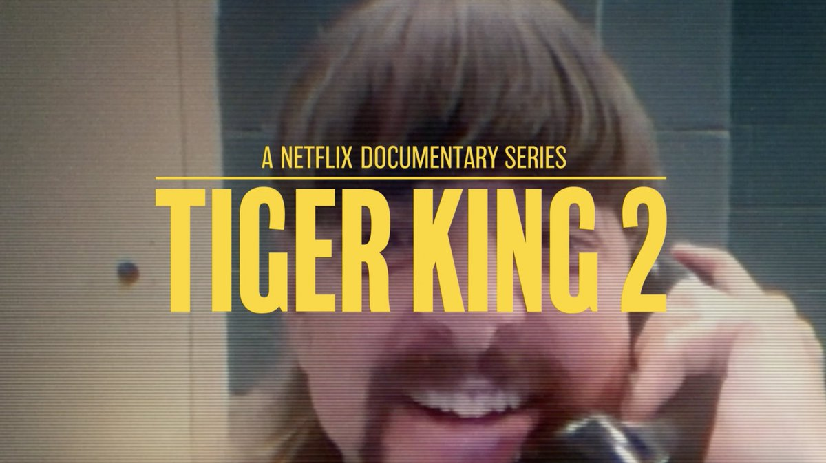 @netflix's photo on Tiger King