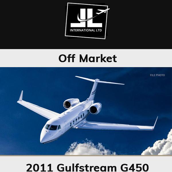 Off market - 2011 #Gulfstream #G450 for sale at @cjetinsider  RRCC & MSP Enhanced Nav - Next Gen More details at: https://t.co/gTysDIbrLj  #bizjet #bizav #aircraftforsale #privatejet #privateflying #jetforsale #businessaviation