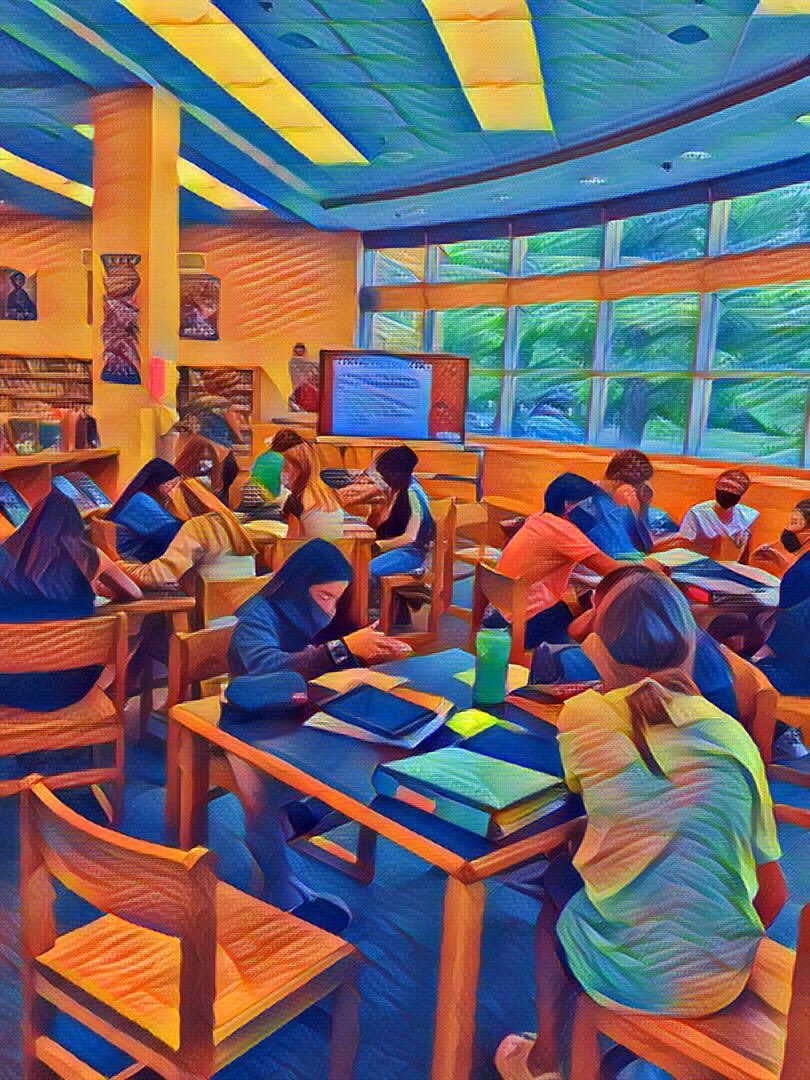 Science project brainstorming kicked off in the library and continues in the classrooms. Students need to ask a question that *really* interests them. Looking forward to the research and collaboration. <a target='_blank' href='http://search.twitter.com/search?q=wmsresearches'><a target='_blank' href='https://twitter.com/hashtag/wmsresearches?src=hash'>#wmsresearches</a></a> <a target='_blank' href='http://twitter.com/APSLibrarians'>@APSLibrarians</a> <a target='_blank' href='http://twitter.com/BoykinBryan'>@BoykinBryan</a> <a target='_blank' href='http://twitter.com/wmspta_wolves'>@wmspta_wolves</a> <a target='_blank' href='http://search.twitter.com/search?q=planttheseed'><a target='_blank' href='https://twitter.com/hashtag/planttheseed?src=hash'>#planttheseed</a></a> <a target='_blank' href='https://t.co/cXJ8x4rMSc'>https://t.co/cXJ8x4rMSc</a>