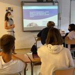 Image for the Tweet beginning: Alumnos del #DiplomaProgramme y #EducaciónSecundaria