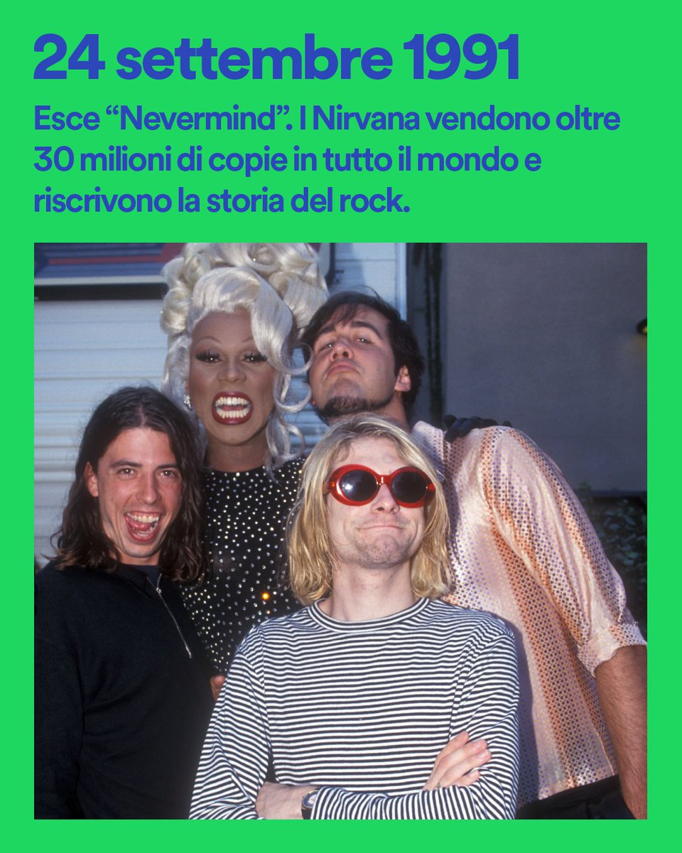 #Nirvana