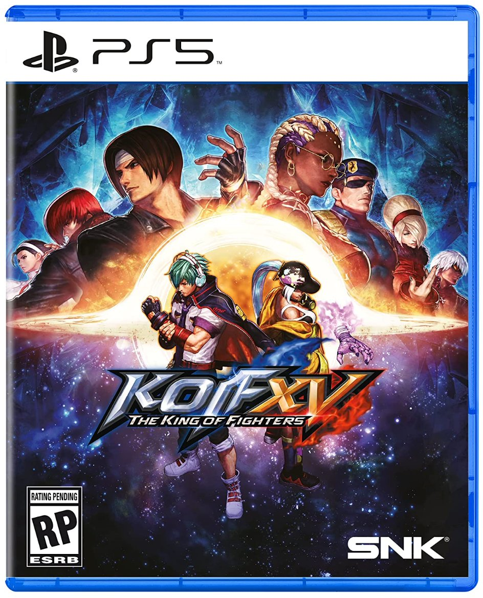 The King of Fighters XV PS5  Amazon $59.99