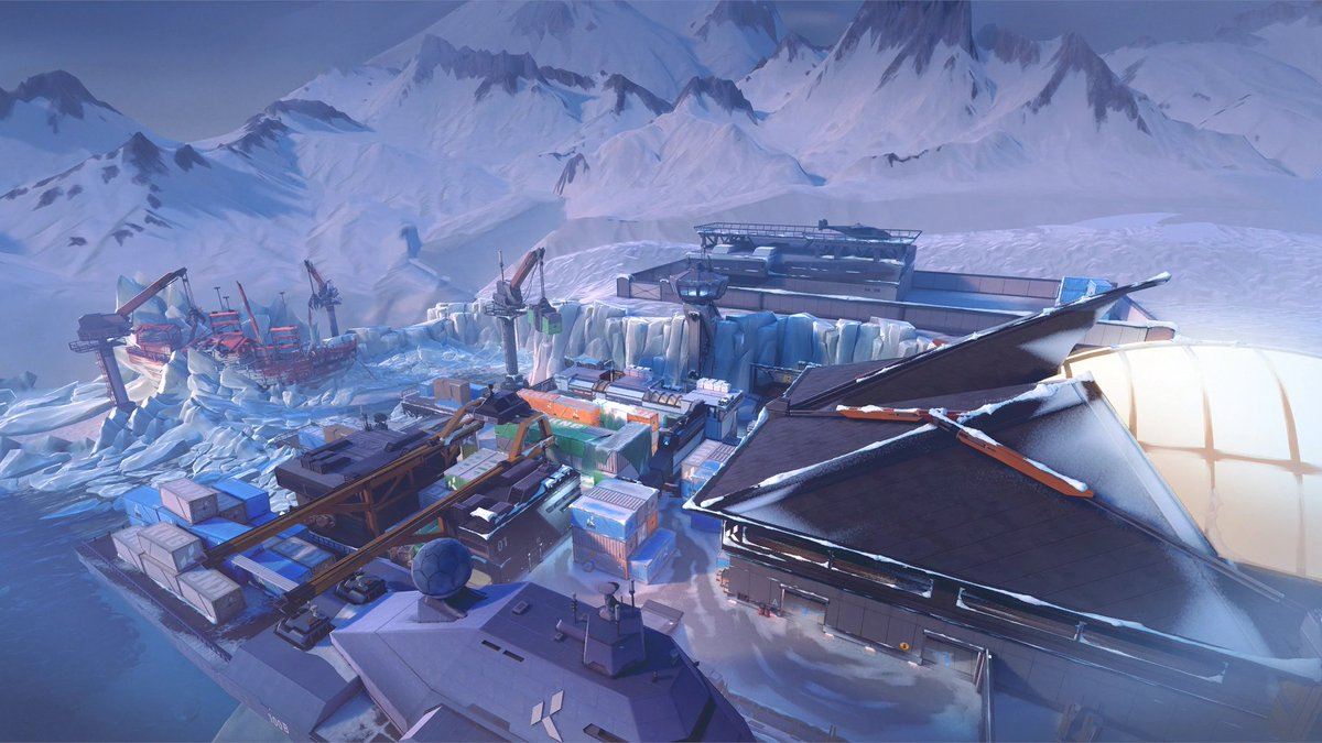 You can remove one map from competitive, which one are you picking and why?