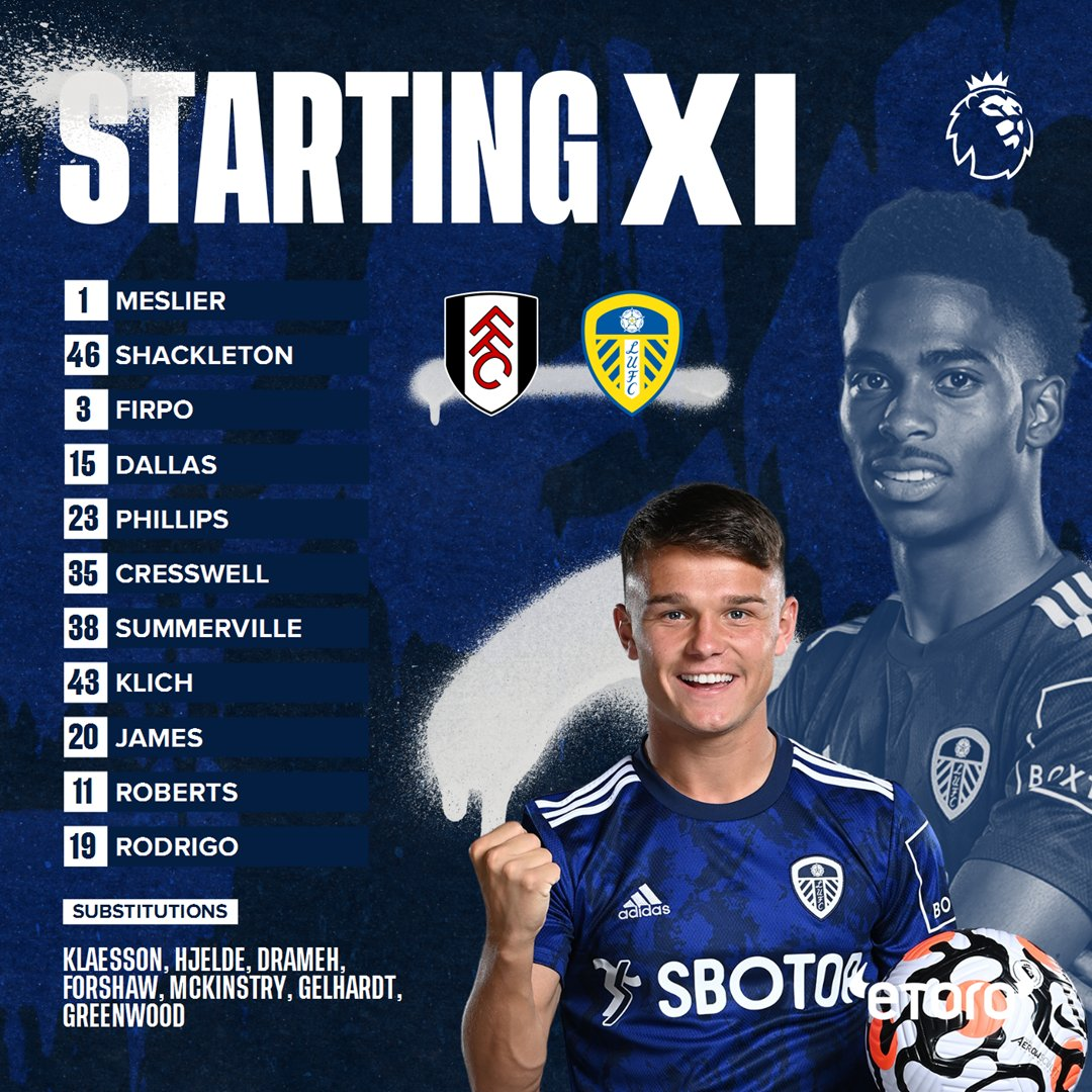 Phillips as a ball playing defender is gonna be very intriguing viewing #lufc