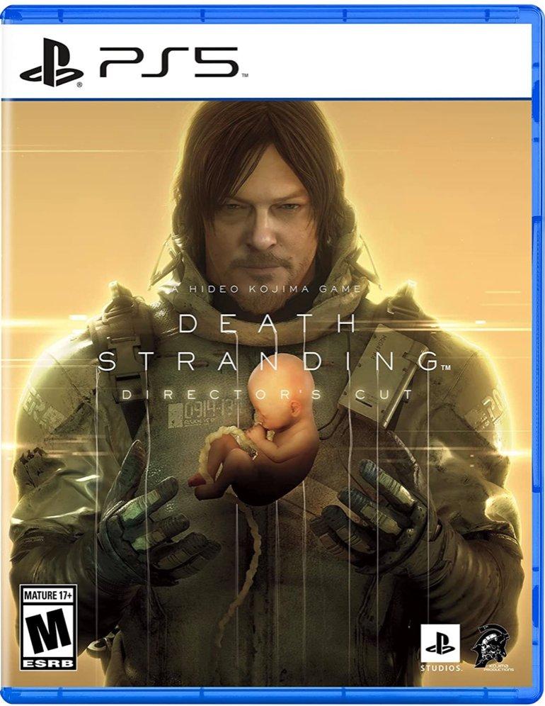 Death Stranding Director's Cut PS5 PlayStation Studios   Amazon $49.99