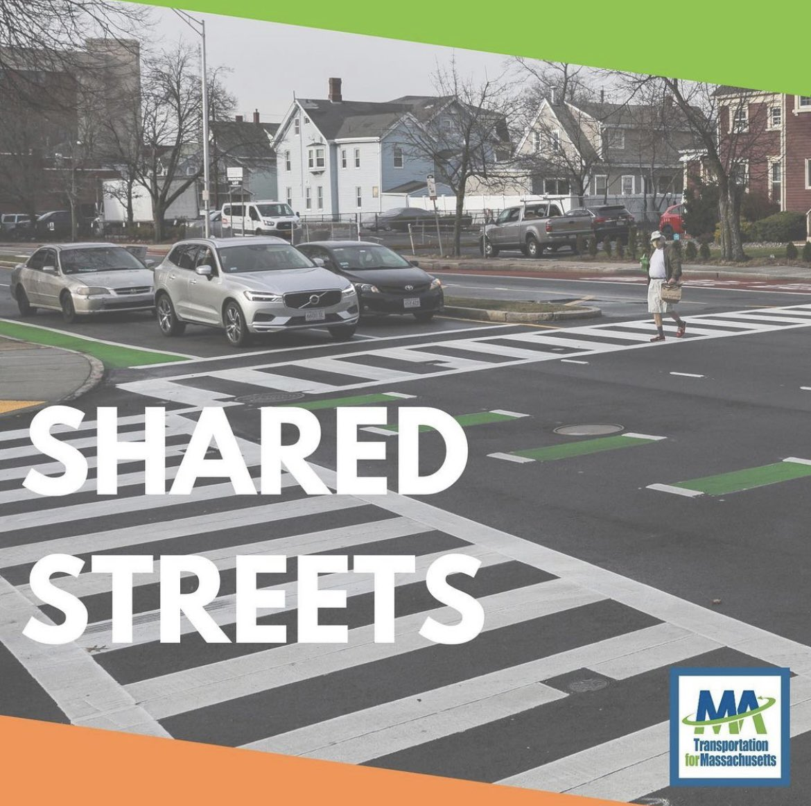 @MassDOT Shared Streets & Spaces program encourages planners and local leaders to rethink how we use pavement.