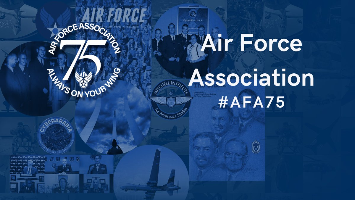 Lt. Gen. Scobee will be speaking today in the 'Total Force-Air and Space' panel @ 4:30 p ET & CMSgt White will be speaking at a panel tomorrow @ 9:20 am ET with three other command chiefs. Register for free @ airspacecyber2021.expotracker.net/index.aspx #ReserveReady #ReserveResilient #ReserveReform