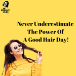 Image for the Tweet beginning: Good Hair = Perfect Day!
