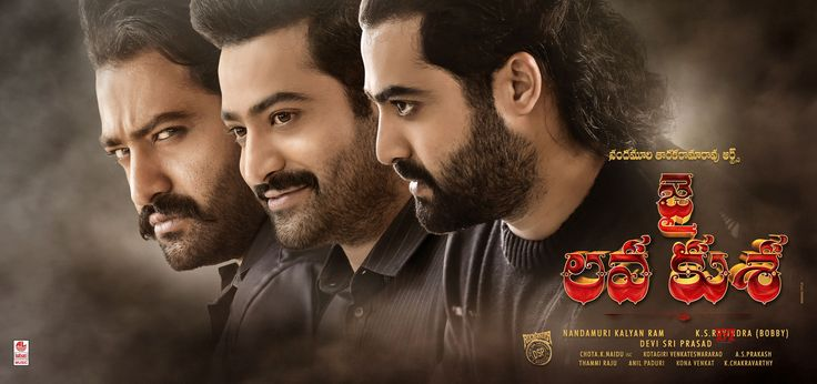 Can't believe it's been 4 years since our #Jailavakusa released. It's a great working experience with my RAAVAN @tarak9999 garu & Thank you @NANDAMURIKALYAN garu, #Hari garu for the belief & support.❤️ This film will always remain as a special film in my career! @NTRArtsOfficial