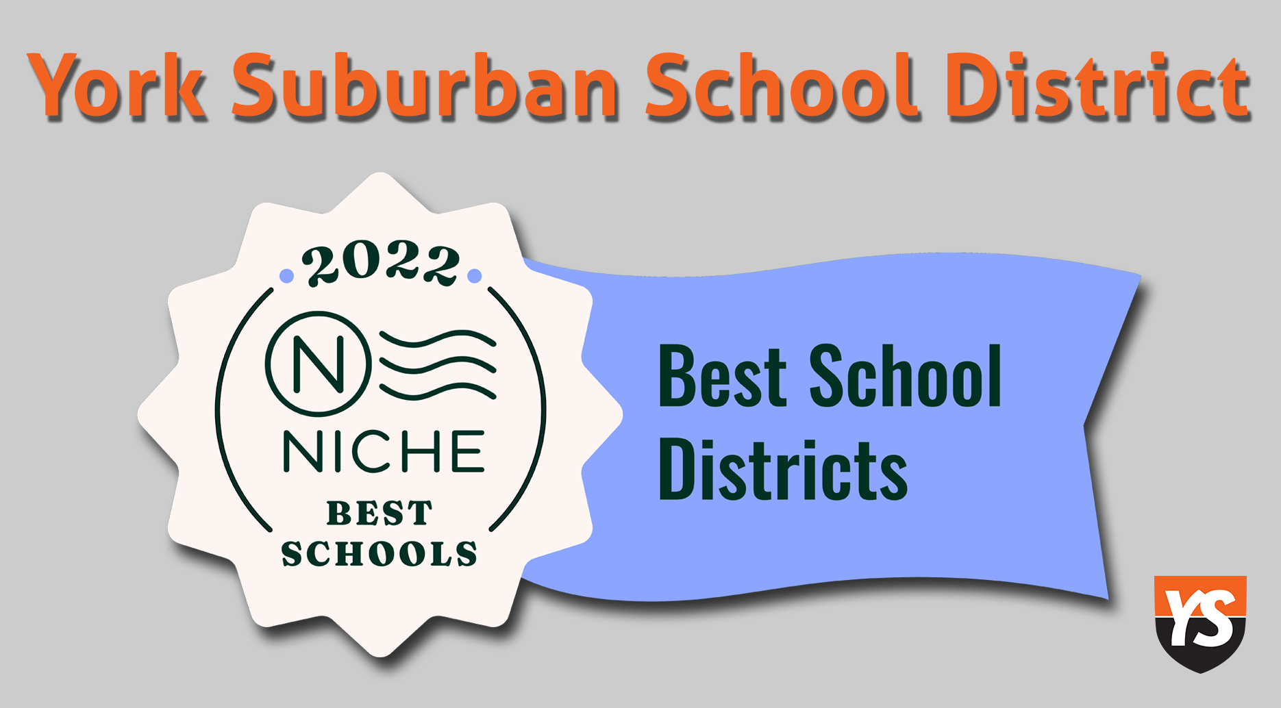 Niche Best School Districts