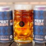 Image for the Tweet beginning: 🍺 Festbier is a traditional