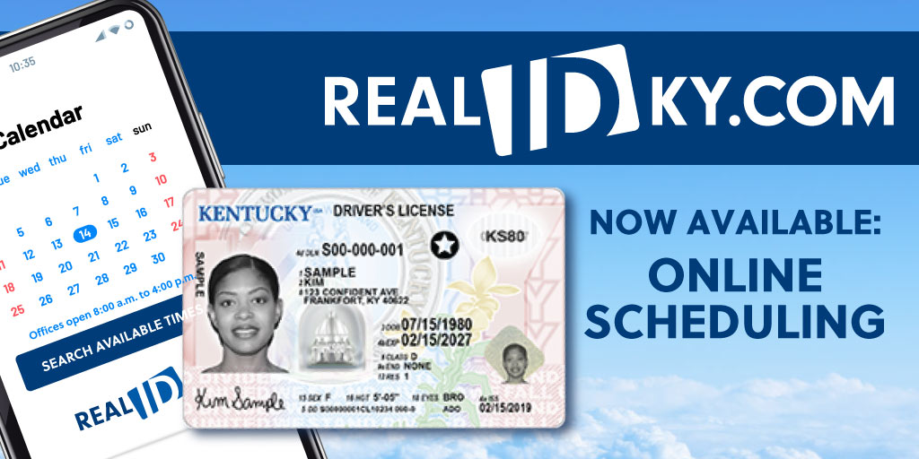 Kentucky Transportation Cabinet offers online appointment scheduling to reduce lines and wait times for applicants. Schedule an appointment at ANY Driver Licensing Regional Office here: https://t.co/3xRTnFlSrW