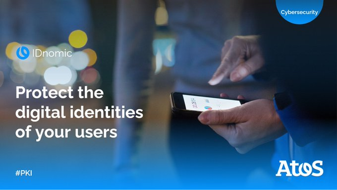 [#DigitalWorkplace Security] 📲 Deploy, manage and update identities easily for your...