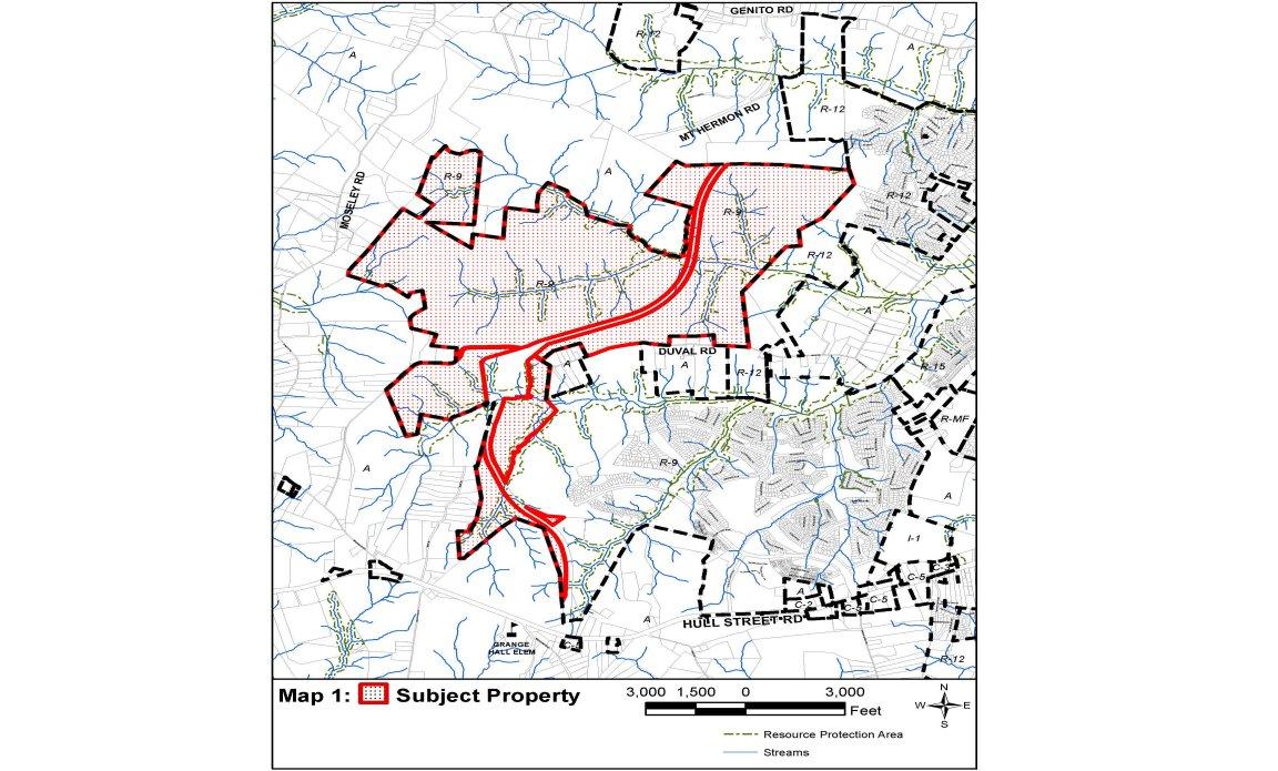 Chesterfield plans rezoning of county-owned 1,850 acres near Moseley. https://t.co/vOjwkcpN2C @ChesterfieldVa https://t.co/9rjwxOqsmO