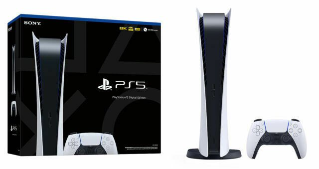 PS5 Digital is live on Amazon: